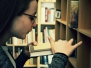 A könyvek halála? - Szakály Lilla fotósorozata